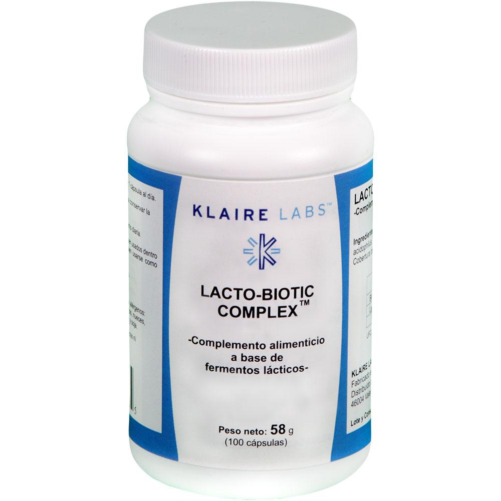LACTO-BIOTIC COMPLEX