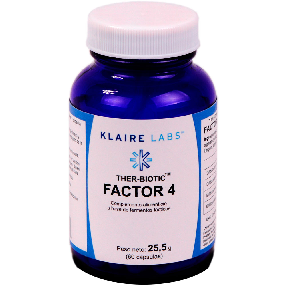 Ther Biotic factor 4