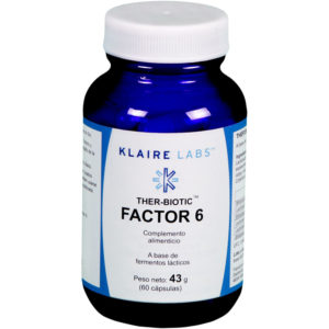 Ther biotic factor 6