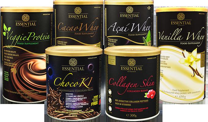 Gama Essential Nutrition