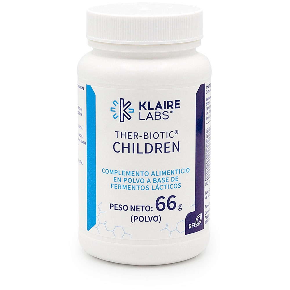 ther biotic children probiotico bebes