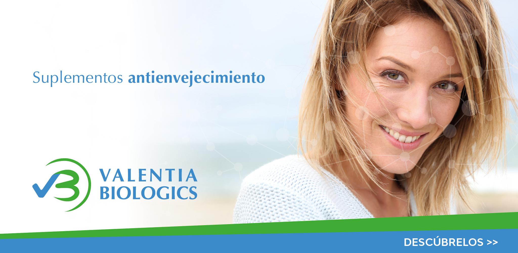 Suplementos antienvejecimiento