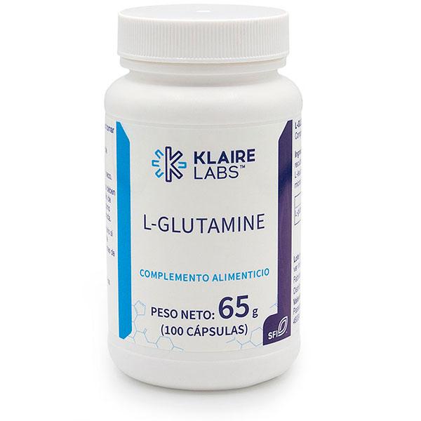 complemento alimenticio l glutamina